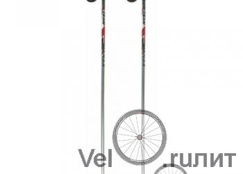 Лыжные палки Алюминиевые ТТ Cross 100-120 см