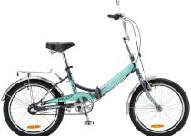 Складной велосипед STELS Pilot 430 (2016)