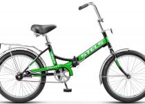 Складной велосипед STELS Pilot 410 (2016)