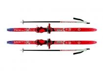 """Лыжный комплект STC с креплением """"комби"""" 100 см"""
