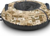 Тюбинг принтованный ТБ4К-95 (диаметр чехла 1050 мм)