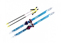 Комплект лыж Комби 140 см