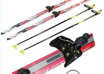 Лыжный комплект STC 175 -205 см.