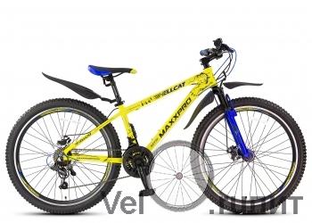 """Горный велосипед MAXXPRO HELLCAT 26"""" 2017"""
