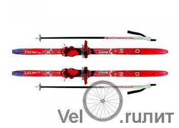 Комплект лыж Комби 130 см
