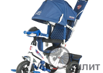 Трехколесный велосипед 950D-ATMH 2017