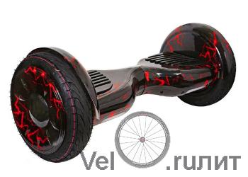 Гироскутер Smart10.5 Balance Wheel GT Красная Молния