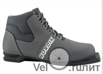 Ботинки лыжные Spine Nordik 75мм