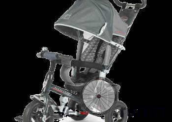 """Велосипед Tech Team, 952 S-AT надувные колеса 10"""" 8"""""""