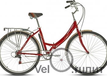 Женский велосипед FORWARD Portsmouth 2.0 (2016)