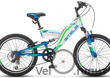 Велосипед STELS Mustang 20 V010 (2019)