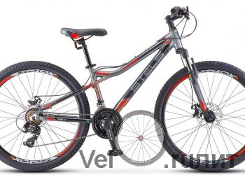Велосипед STELS Navigator 610 MD 26 V040 (2018)
