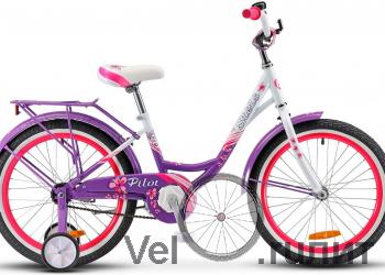 Велосипед STELS Pilot 210 Lady 20 V010 (2018)