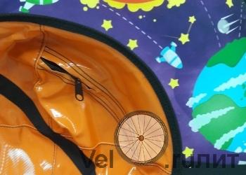 Тюбинг с круговым дизайном ТБ3К-85 (Диаметр чехла 930мм)