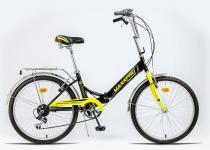 """Складной велосипед COMPACT 24"""" 2017"""
