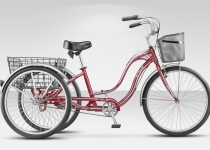 Женский велосипед STELS Energy I (2017)