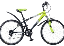 Подростковый велосипед Stinger Caiman 24 (2016)