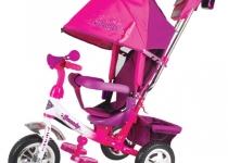 Трехколесный велосипед Trike Beauty TB7 (пвх)