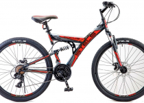 Велосипед STELS Focus MD 21 26 (2018)
