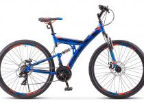 Велосипед STELS Focus MD 21 27,5 V010 (2018)