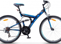 Велосипед STELS Focus V 18 SP 26 V030 (2018)