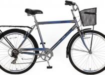 Велосипед STELS Navigator 250 Gent (2016)