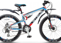 Велосипед STELS Navigator 490 MD 24 (2017)
