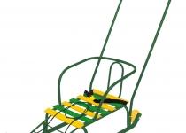 Санки «Тимка 5 комфорт» с колесами