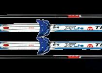 Комплект лыж TT 75 мм  150 step- 160 step