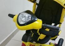 Трехколесный велосипед Trike Power Race JP7LR (12/10)
