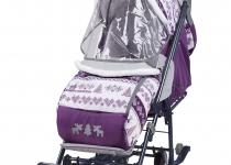 Санки-коляска «Наши детки»