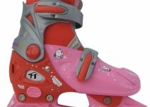 Раздвижные коньки Champion Girl р.29-32 33-36