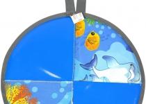 Ледянка мягкая (арт. Л36) диаметр 360 мм