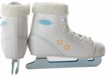 Детские двухполозные коньки Baby Star